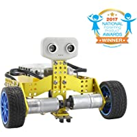 Tenergy Odev 2-in-1 Transformable DIY Programmable Robot Kit