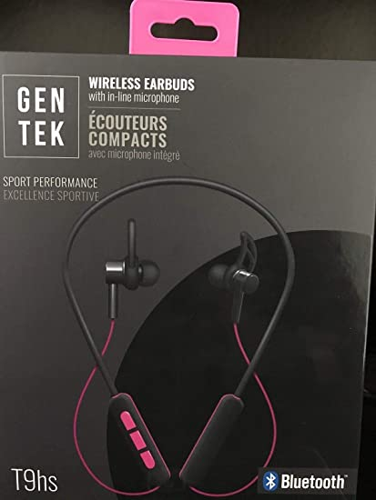b758c91e67c Image Unavailable. Image not available for. Color: GENTEK Wireless Earbuds  ...