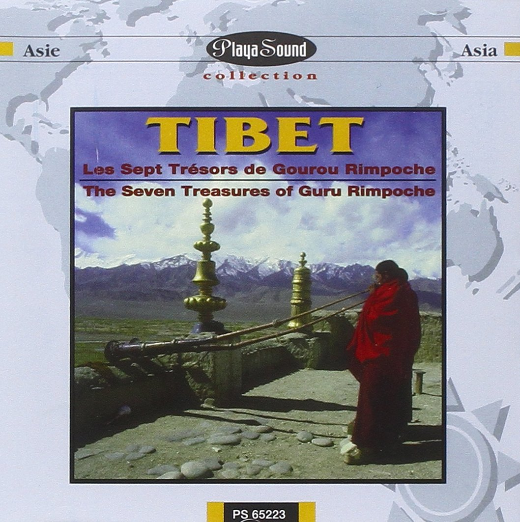 Tibet: Safety and trust The Seven Treasures Rimpoche of Guru Mail order