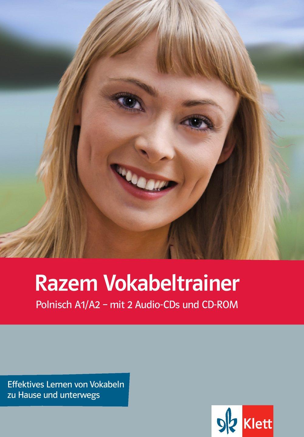 Razem A1/A2 Vokabeltrainer: Vokabelheft + 2 Audio-CDs + CD-ROM (PC/Mac) (Razem neu / Polnisch für Anfänger)