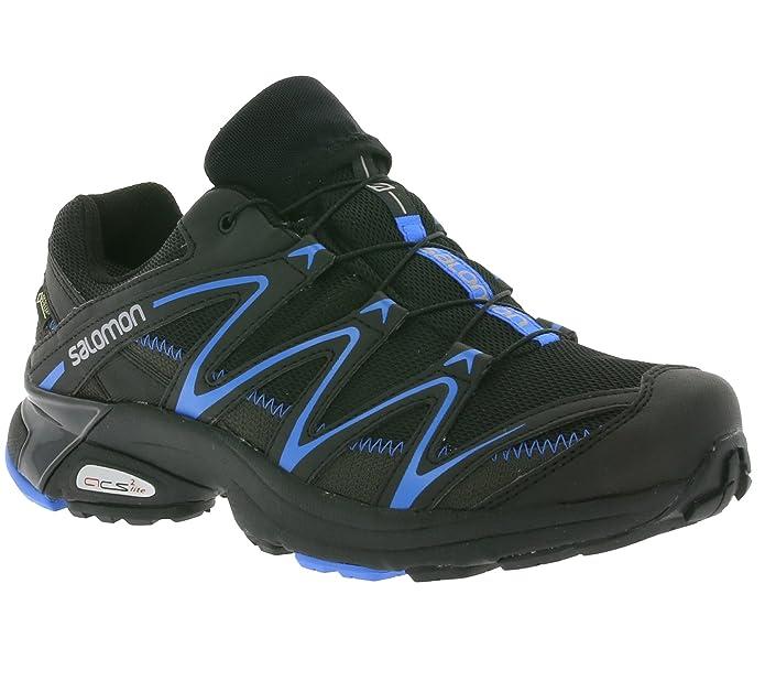 Salomon XT Salta GTX® Schuhe Herren Trailrunning Schuhe Sportschuhe Schwarz 381428