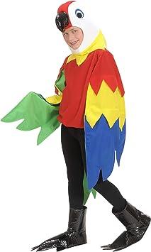 WIDMANN Desconocido Disfraz de loro para niño: Amazon.es: Juguetes ...