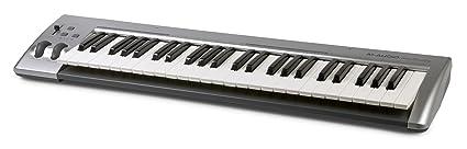AVID KeyStudio Teclado 49 teclas (3,5 mm de salida de audio) de