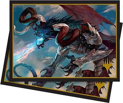 Elder Dragons: Palladia Mors, The Ruiner Standard - Fundas protectoras para cartas (100 unidades): Amazon.es: Juguetes y juegos