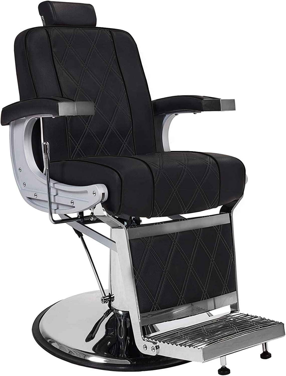 Greenlife Salon Barber Chair Luxurious Hydraulic Styling Chair Spa Reclined Chair Rotatable Heavy Duty Amazon Ca Beauty