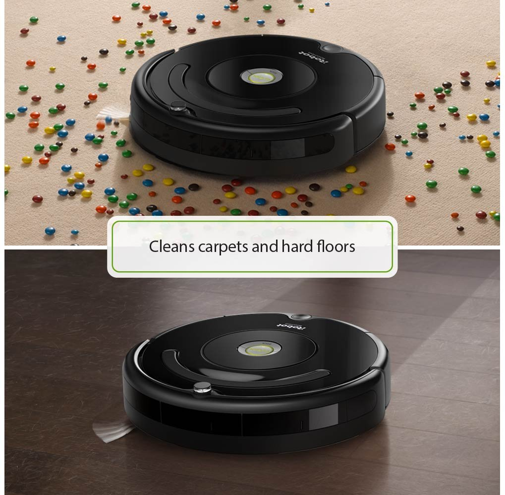 irobot roomba 675 review