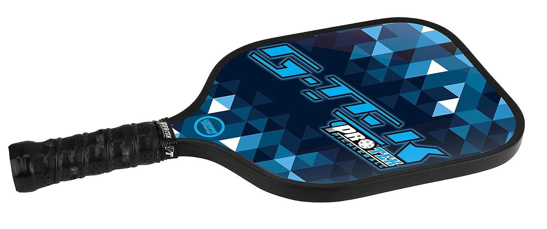 Amazon.com : ProTek Fiberglass G-Tek Pickleball Paddle, Blue : Sports & Outdoors