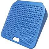 CanDo Sitting Wedge Active Seat Wobble Cushion for Posture, Back Pain, Stress Relief, Restlessness and Anxiety. Child…