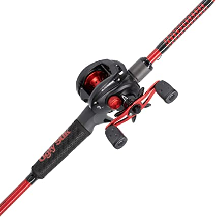 Ugly Stik Carbon Spinning Reel and Fishing Rod Combo
