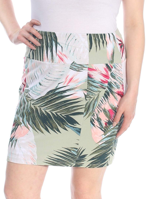 Guess Georgina - Mini Falda con Estampado Floral para Mujer ...