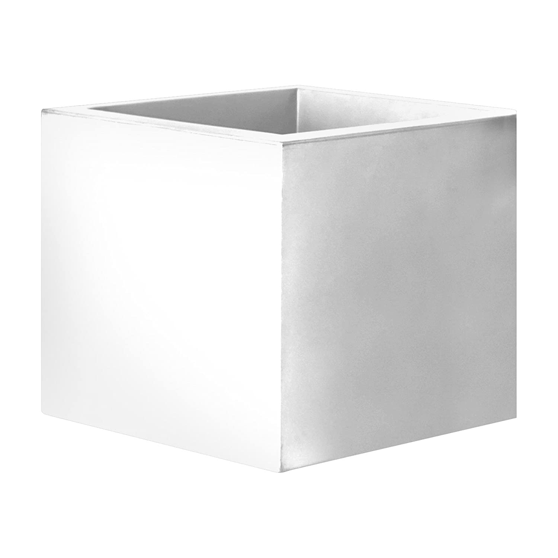 il più economico Serralunga Serralunga Serralunga cubotti Vaso, Bianco, 68x68x60 cm  il miglior servizio post-vendita