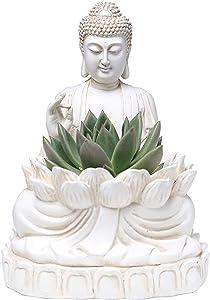 Bella Haus Design Buddha Planter – 9.5