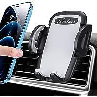 Telefonbilshållare, Avolare Bilmobilhållare Universal Luftventil Bilhållare 360 graders rotation 2-nivå Justerbar…