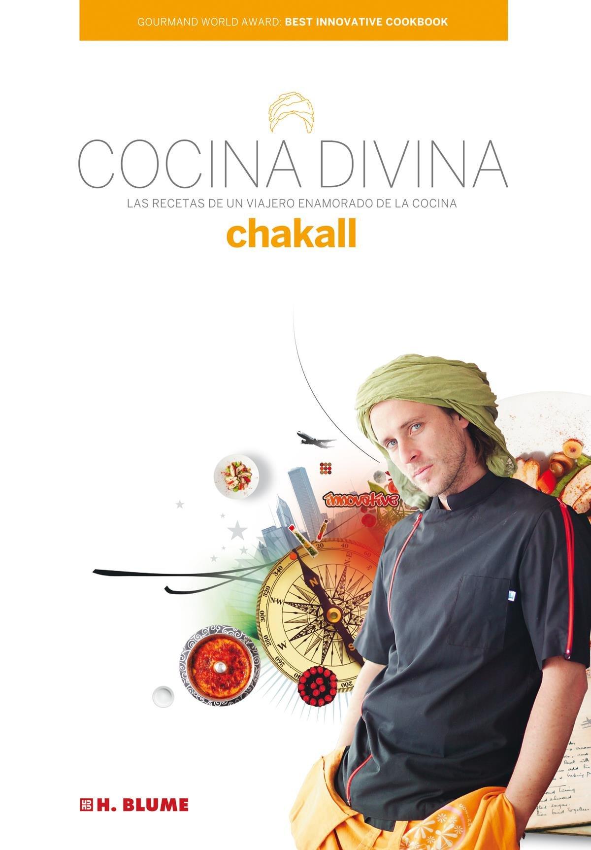 cocina divina cocina prctica amazones chakall lusa diogo carlos torres libros - Cocina Divina