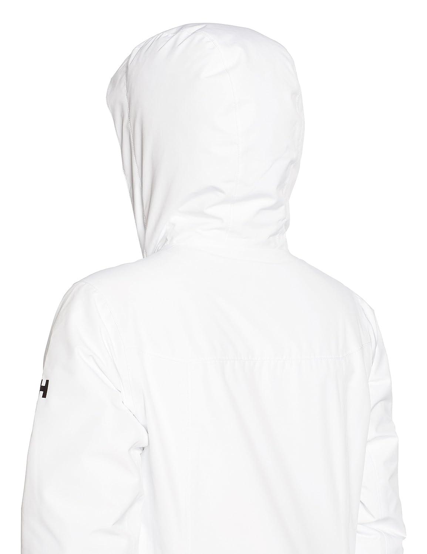 Helly Hansen Womens Aden Primaloft Insulated Waterproof Windproof Breathable Raincoat Jacket with Hood