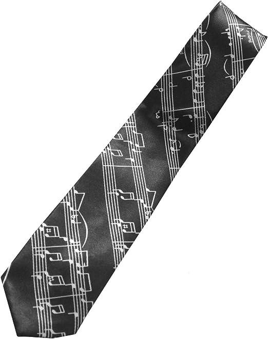 Orchestra Art Men/'s Necktie Music Musical Instruments Musician Gift Neck Tie