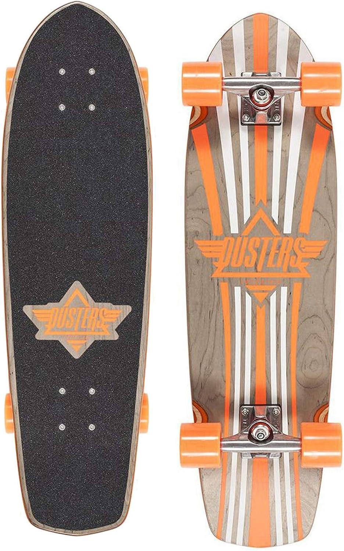 Default, Arancio Dusters Cruiser Set Completo Keen 31 inch Tonic Arancio