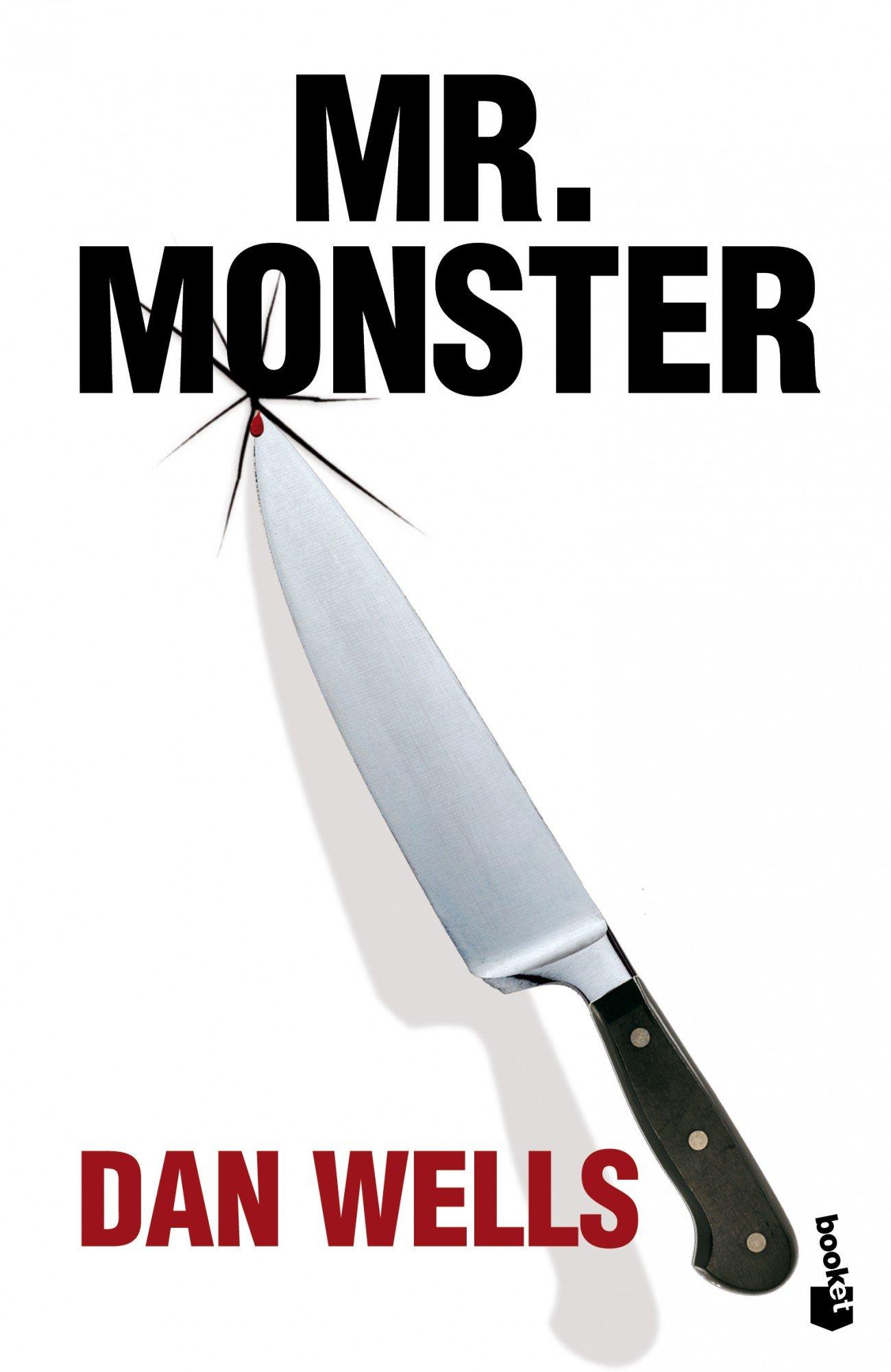 Mr. Monster (Booket Logista)