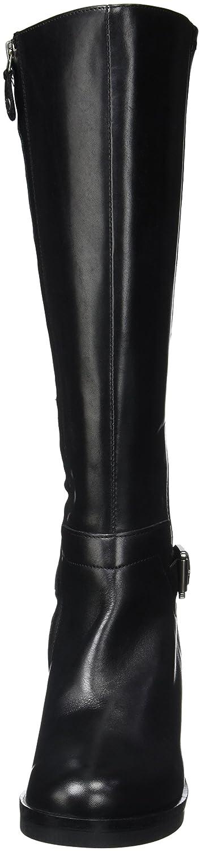 Geox Demy Femme Schwarz Bottes blackc9999 B07833xl1y D Cavalières q4anwqSr