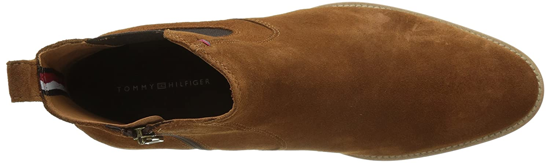 e5eac9071 Tommy Hilfiger Daytona 4b Mens Chelsea Boots Cognac - 41 EU  Amazon.ca   Shoes   Handbags