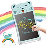 GUYUCOM Colorful Drawing Doodle Board 8.5-Inch New Kids Toys Writing Tablet with Lock Button for Girls, Boys,Kids (CAT)