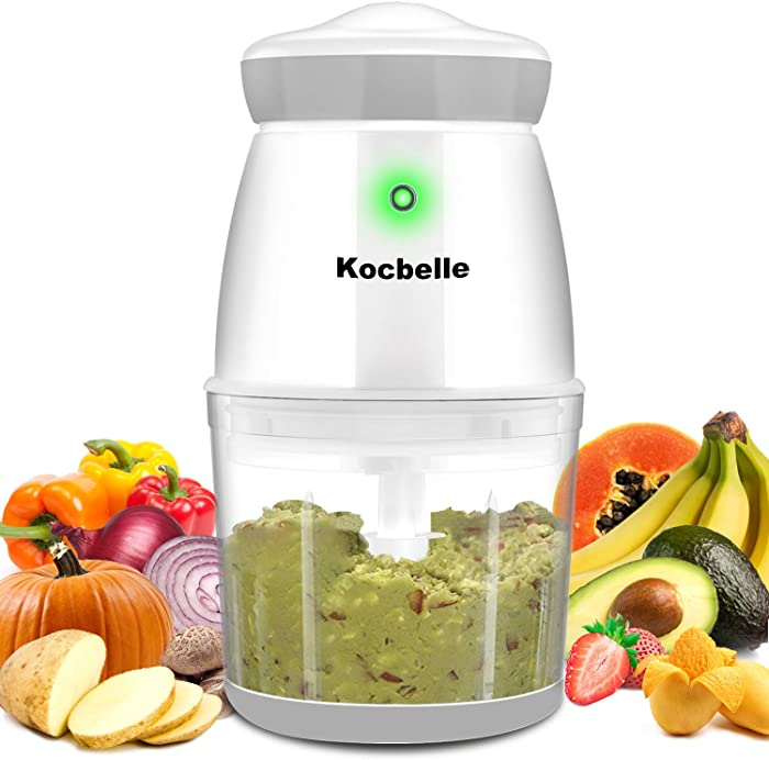 Top 9 Portable Battery Operated Food Chopper