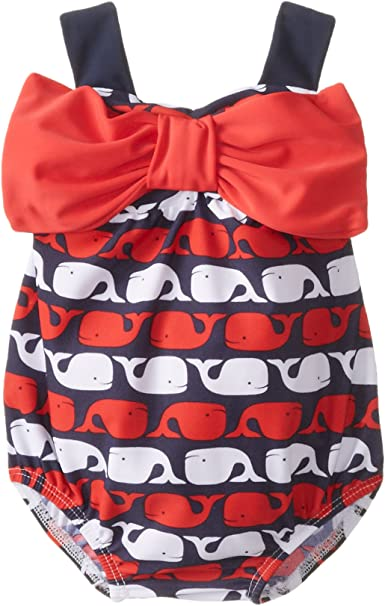 Amazon.com: mud pie para bebé niña traje de baño, diseño de ...