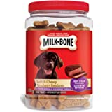 Milk-Bone Soft & Chewy Beef Steak Flavour Dog Treats 708g