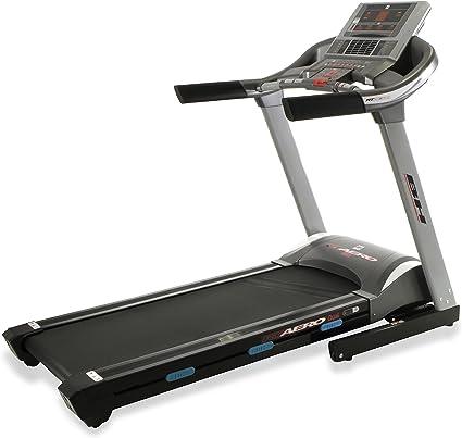 BH Fitness RT Aero Dual G6427N cinta de correr plegable. Velocidad ...