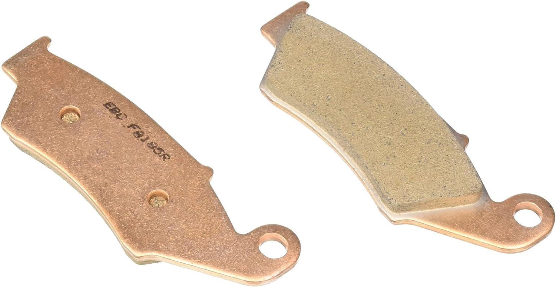 CRF450R /_ FA185R|FA46R Honda CRF250R EBC R Series front /& rear brake pad set