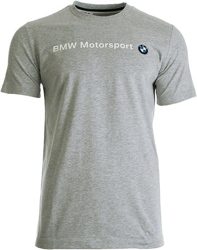 Puma BMW MSP Logo Tee, Camiseta: Amazon.es: Ropa y accesorios