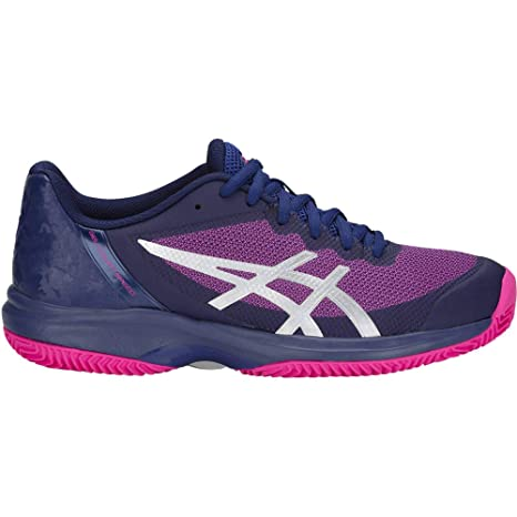 Asics Chaussures Femme Gel-Court Speed Clay: Amazon.es: Deportes y ...