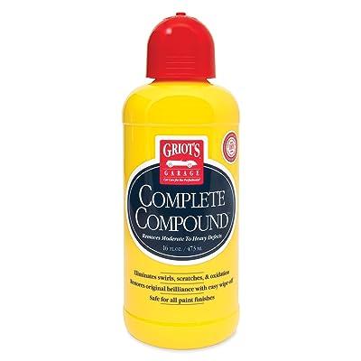 Griot's Garage 10862 Complete Compound - 16 oz.