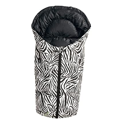 odenwälder dauni Wild Child – Saco para plumas, diseño – Saco para: Zebra