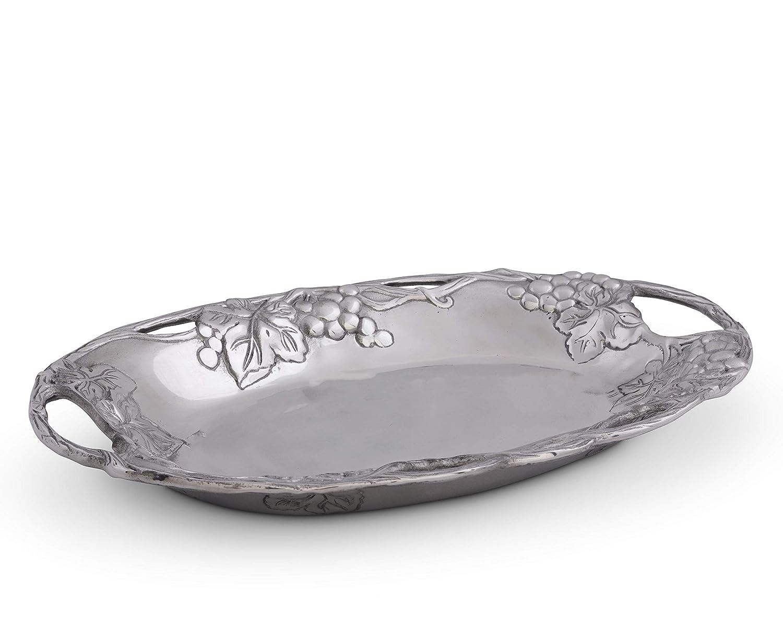 Amazon.com: Arthur corte diseños aluminio Uva – Bandeja ...