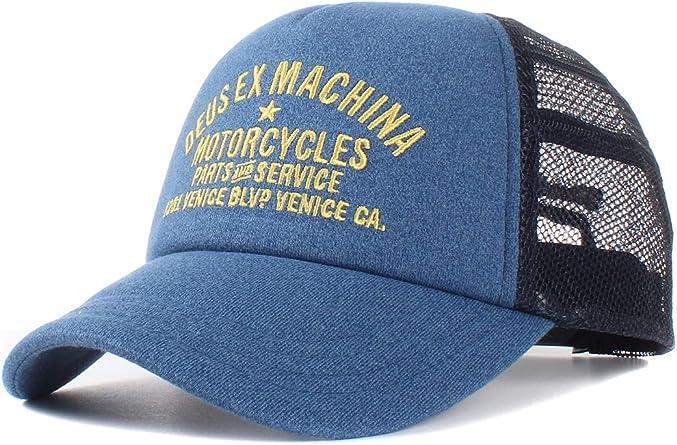 Deus Ex Machina Marle Venice Trucker Dark Blue Marle-Gorras ...