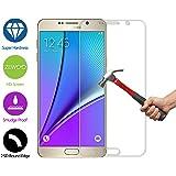 ZeWoo Le Film Protection En Verre Trempé - Pour Samsung Galaxy Note 5 (5.7 Pouces) - Le Filtre Protecteur D'écran(9H *2.5D, 0,3mm)