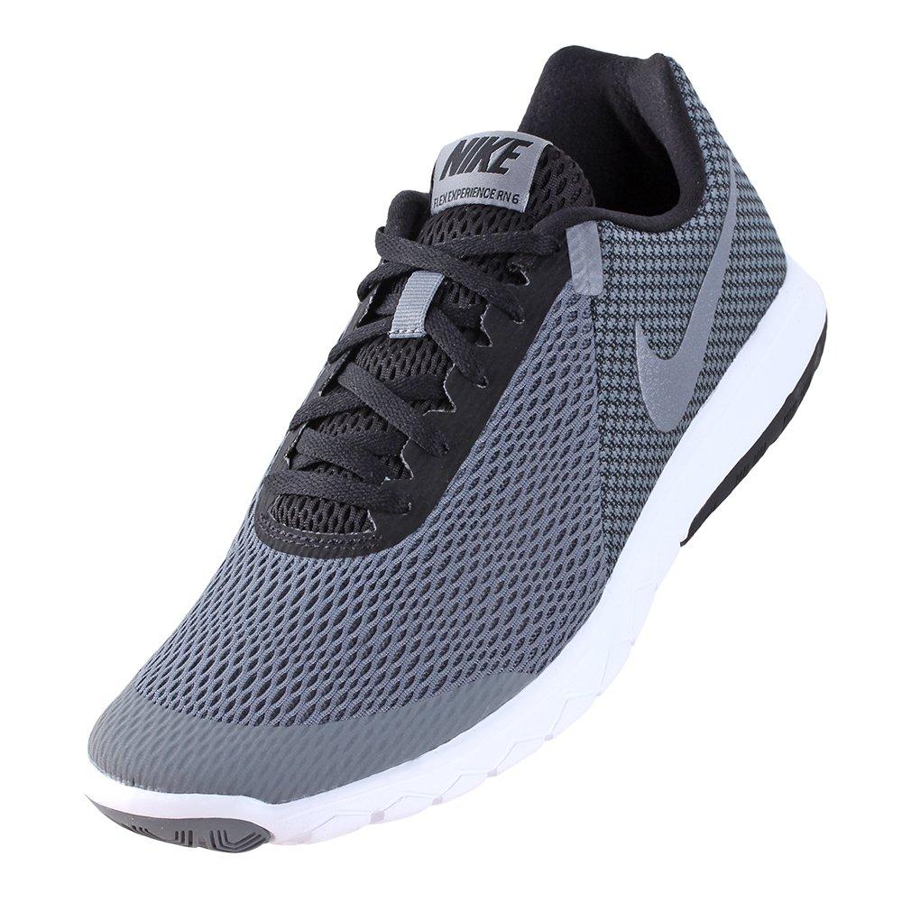 d6891e6fea73d Nike Mens Flex Experience RN 6 Cool Grey MTLC Grey WHT BLK Size 13 - 881802-010    Road Running   Clothing