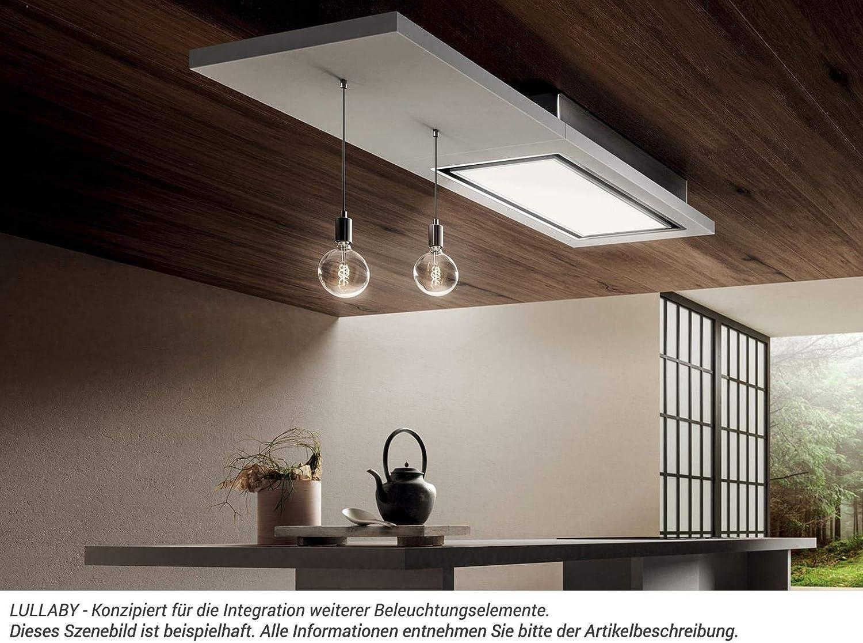 Elica Lullaby PRF0146226 Campana extractora Color blanco campana de estufa: Amazon.es: Grandes electrodomésticos