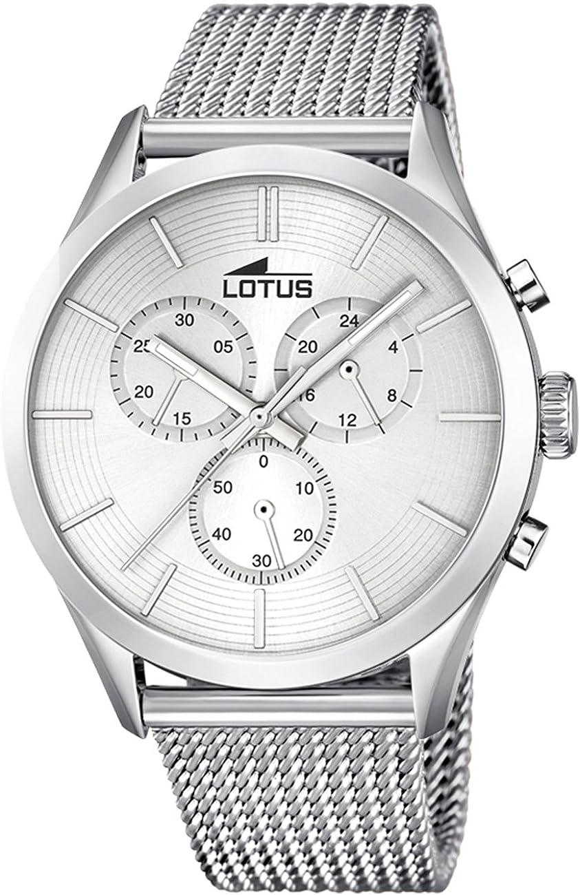 Lotus Minimalist 18117/1- Reloj para Hombre
