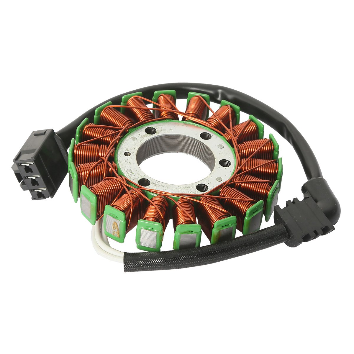 XFMT Ignition Motor Lichtmaschine Magneto Generator Engine Alternator Stator Coil For 49cc 50cc 60cc 66cc 80cc 2-Stroke Motorized Bike