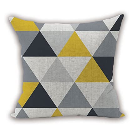 Nunubee Housse Coussin Coussin Decoration