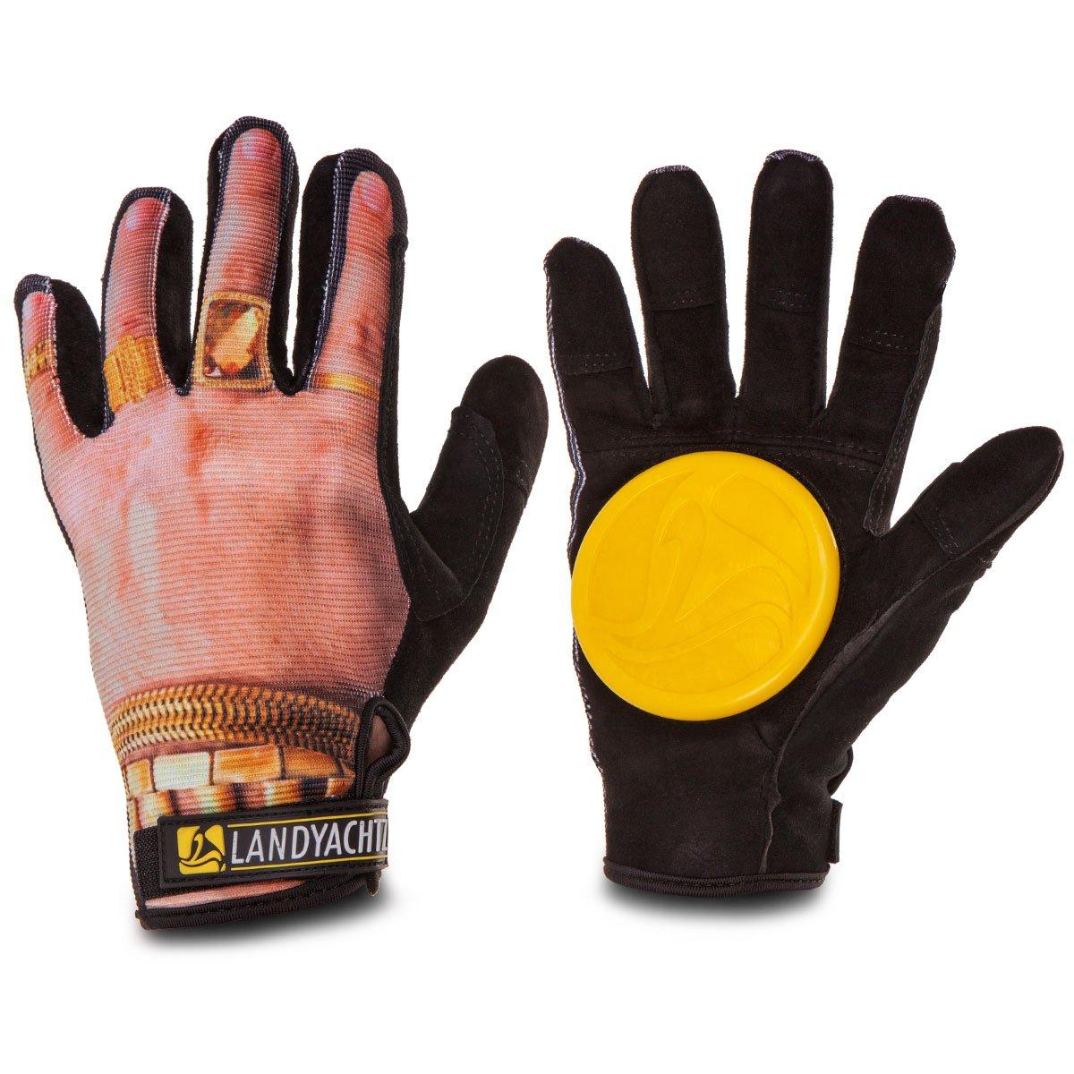 Landyachtz Bling Hands Slide Gloves - SM