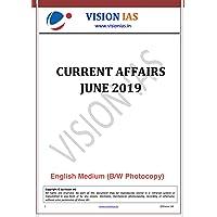 [June-19] Vision IAS Monthly Current Affairs Magazine June 2019 [English]