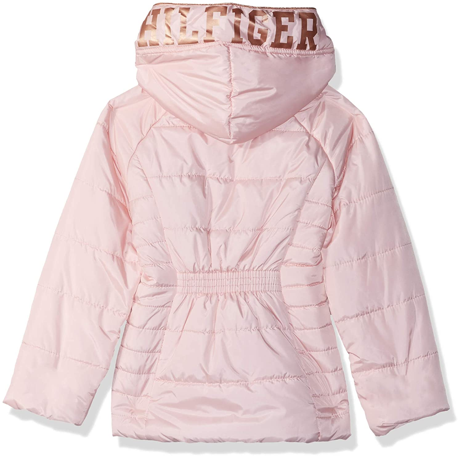 Tommy Hilfiger Girls Quilted Puffer Jacket