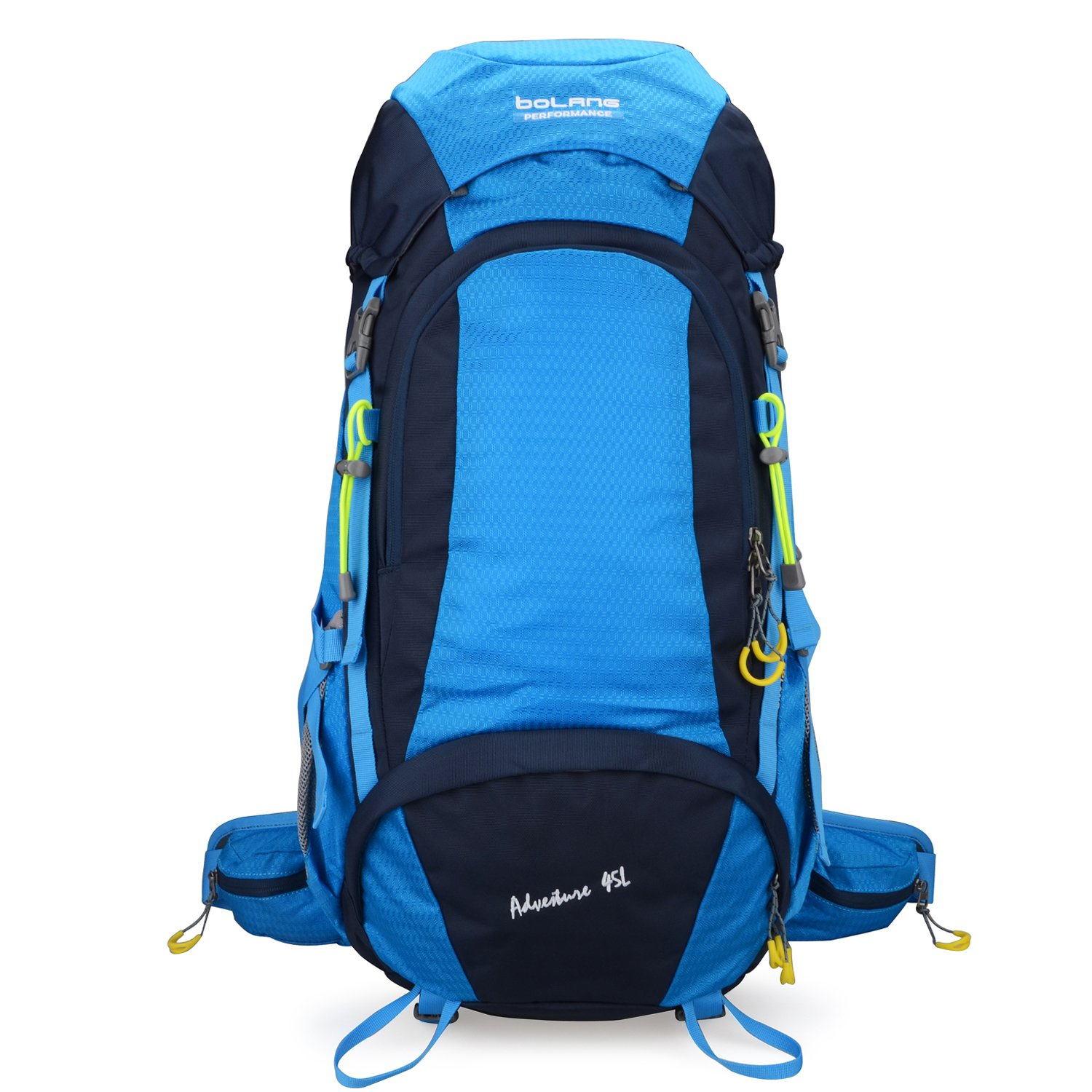 BOLANG Internal Frame Pack Hiking Daypack Outdoor Waterproof Travel Backpacks 8298