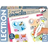 Diset - Lectron con lápiz, diseño Baby Animales (64884)