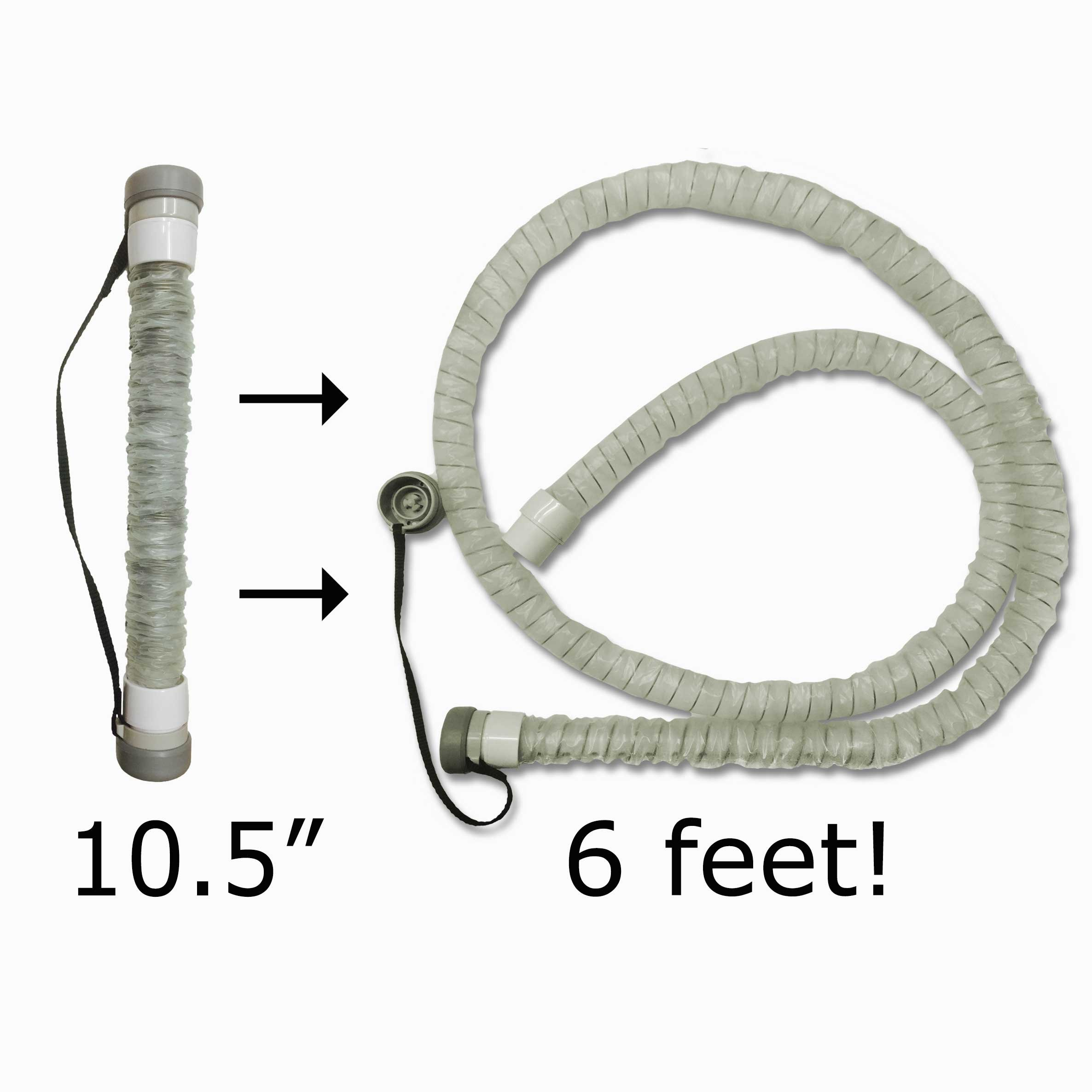 TravelHose for Z1 Travel CPAP Machine by INNOTECH