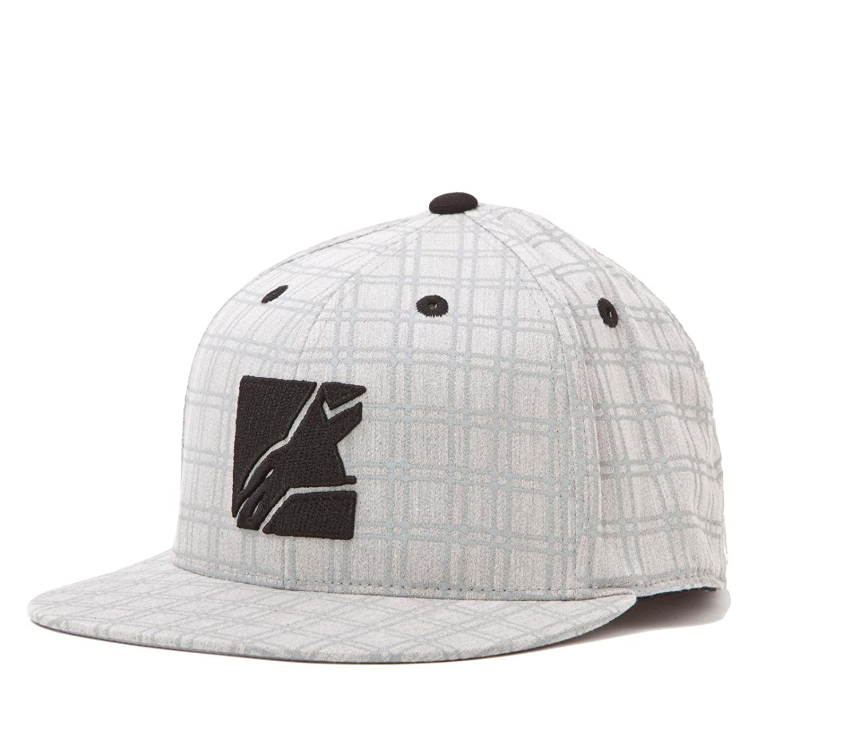 1bd2c728b01 Amazon.com  Alpinestars Chad Men s Flexfit Fashion Hat - Khaki    Small Medium  Automotive