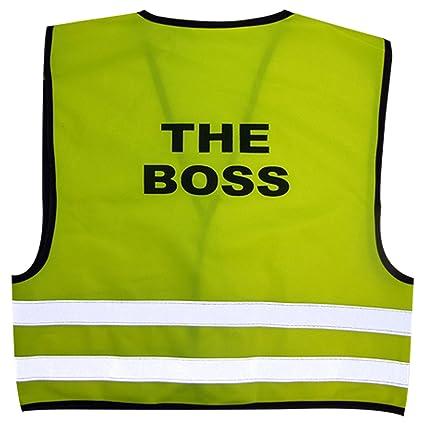 e0bbc3951078 Kids High Visibility Hi Viz Safety Vest Top Hi Vis Baby Waistcoat ...